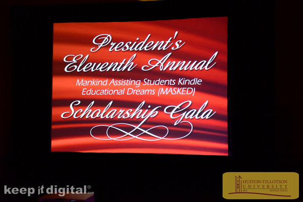 Pres MASKED Gala 2014 Event